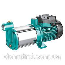 Насос відцентровий багатоступінчастий 0.9 кВт Hmax 55м Qmax 100л/хв нерж LEO 3.0