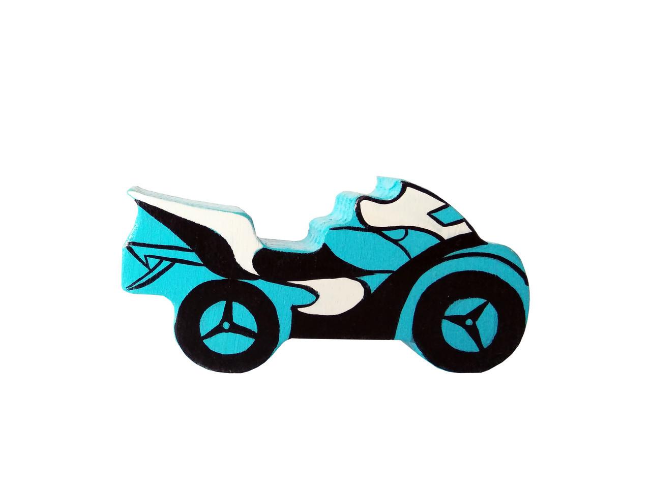 "Машинка  Hega  ""Мотоцикл""(199)"