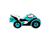 "Машинка  Hega  ""Мотоцикл""(199), фото 1"