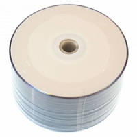 Диски Printable Glossy DVD+R 4.7 Gb 16x Bulk 50шт