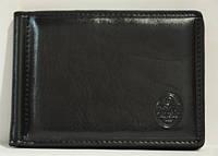 Зажим для денег P.T.K.-1 Collection Eligius (кож. зам.), BL-1002, Черный