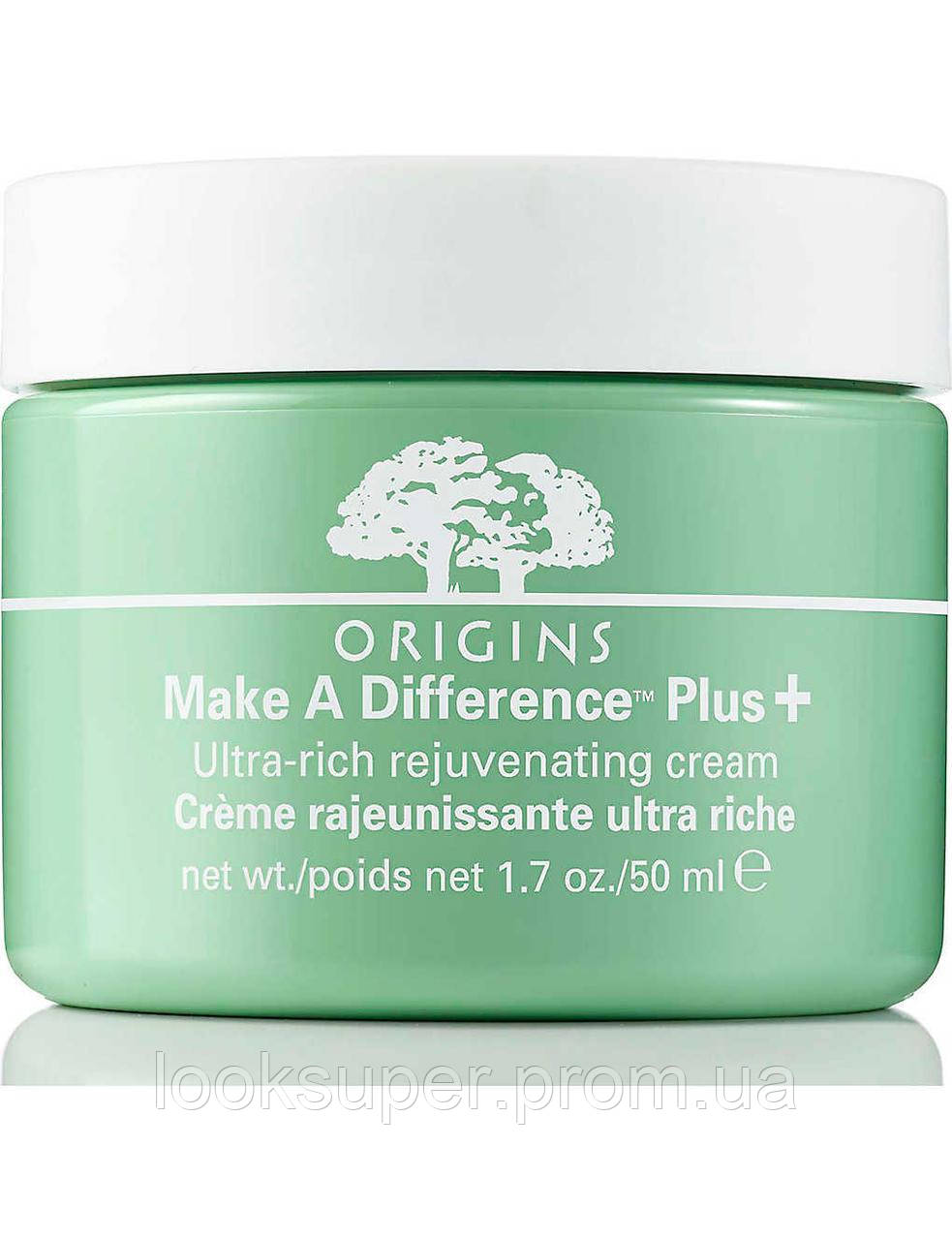 Крем для лица ORIGINS Make a Difference™ + Ultra Rich Cream