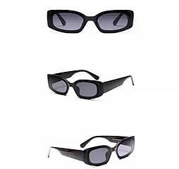 Хипстерские квадратные очки v9558