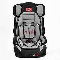 Автокресло универсальное Joy 9-36 кг Черный с серым (ZCwu13796)