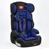 Автокресло универсальное Joy 9-36 кг Черно-синий (SKAU60077)