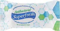 "В.серветки Superfresh ""Antibacterial"" 15шт (1/120)"