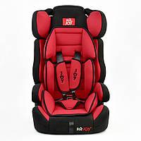 Автокресло универсальное Joy 9-36 кг Черно-красный (cUHh51197)