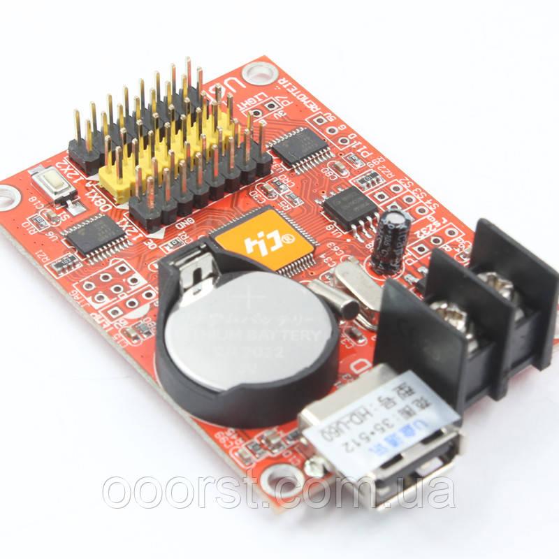 Контроллер HD-U60 для светодиодных LED экранов(бегущих строк)