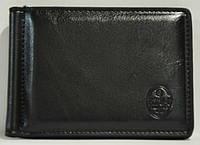 Зажим для денег P.T.K.-1 Collection Eligius (кож. зам.), BL-1003, Черный