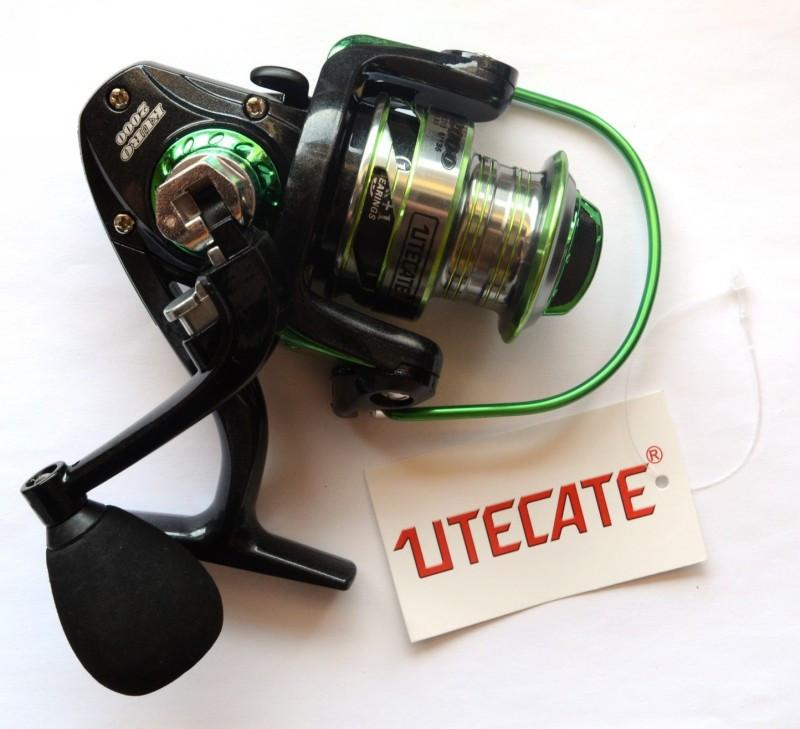 Катушка рыболовная BratFishing UTECATE KURO 2000 FD, 10+1 подш.