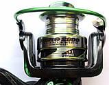 Катушка рыболовная BratFishing UTECATE KURO 2000 FD, 10+1 подш., фото 2