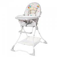 Стульчик для кормления Baby Tilly Buddy Grey Cats T-633/1
