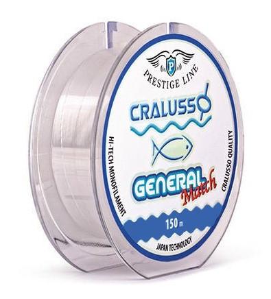 Леска Cralusso Prestige Line General Match Clear 150м 0.14мм 2.75кг QSP (2060)