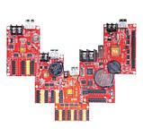 Контроллер HD-U63 для светодиодных LED экранов(бегущих строк), фото 3