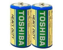 Батарейка Toshiba R 14 2шт/бл