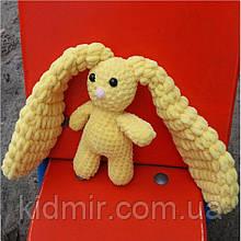 Зайчик очаровашка желтый 200012
