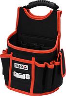 Сумка для инструментов и гвоздей, 8 карманов, YATO