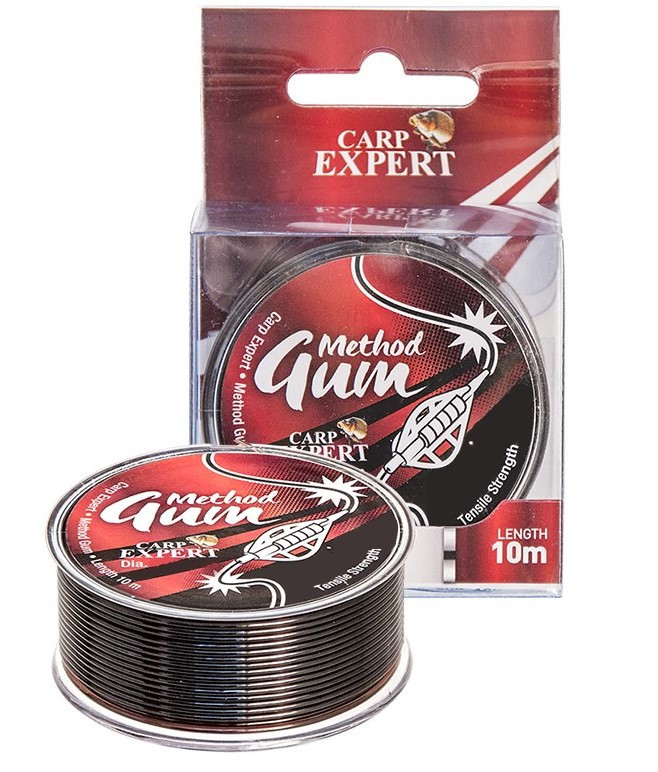 Амортизатор для фидера Energofish Carp Expert Method Gum Brown 10m 1mm 17.5kg (31600098)