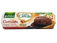 Печенье Gullon Cuor di Cereale Cioccolato, 300гр (Испания)