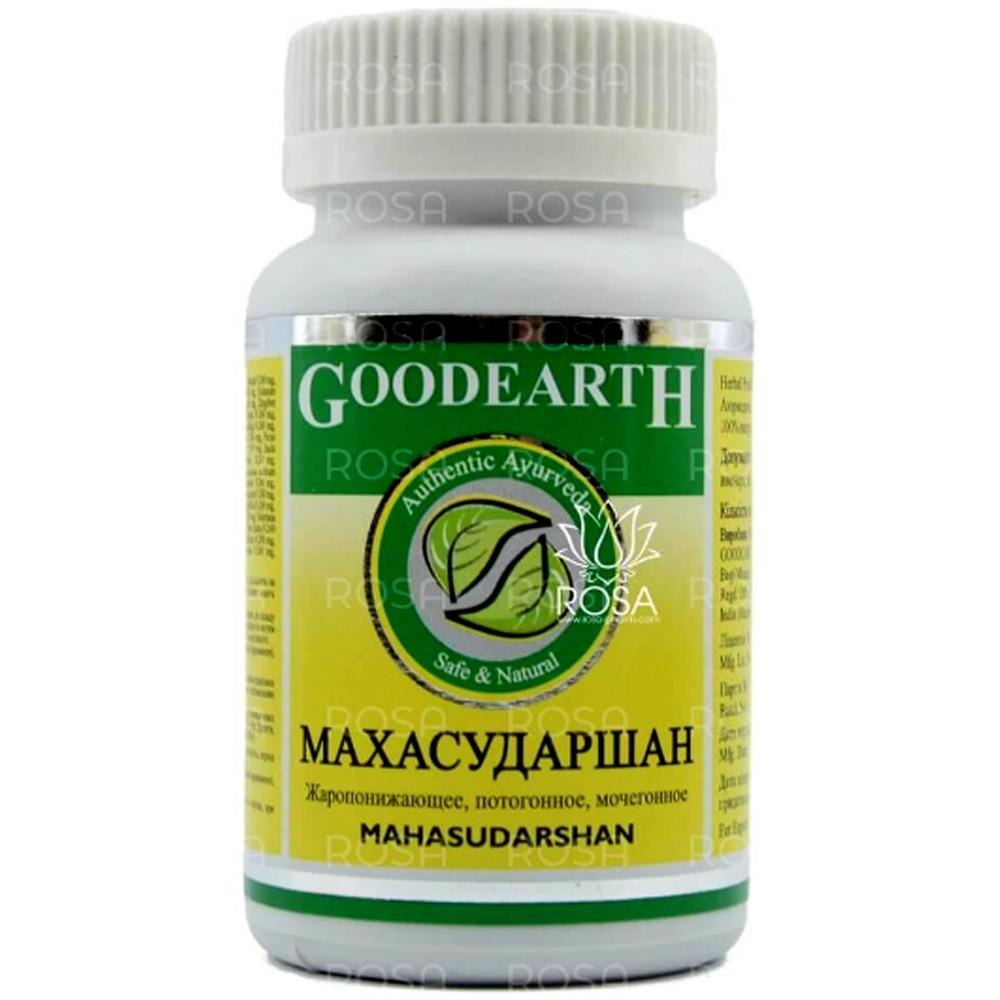 Махасударшан (Mahasudarshan, Goodcare Pharma), 60 капсул