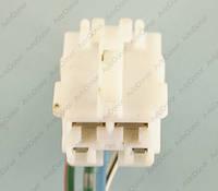 Разъем электрический 4-х контактный (18-17) б/у 16771
