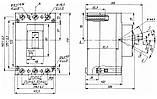 Автоматический выключатель ВА 59-35 160 А, фото 2
