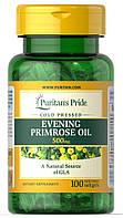 Puritan's Pride Масло примулы вечерней / Олія примули вечірньої