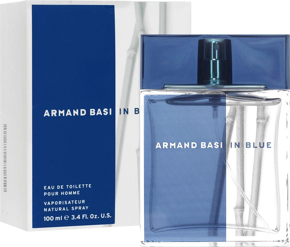 Мужская парфюмированная вода Armand Basi In Blue Pour Homme - 100 мл