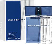Мужская парфюмированная вода Armand Basi In Blue Pour Homme - 100 мл , фото 1