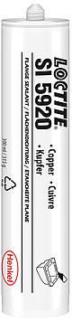 Герметик фланцевый термостойкий Loctite SI 5920, 300 мл