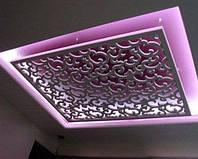 Декоративные потолки из пенопласта\полистирола