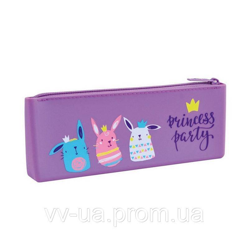 Пенал силиконовый Yes SL-01 Princess Party (532310)