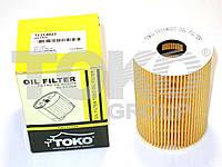 Фильтр масляный TOKO Nissan Patrol GR, Renault Vivaro, Opel Movano T1114022
