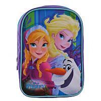 Рюкзак детский 1 Вересня K-18 Frozen, для девочек (556419), фото 1