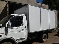 Изготовление хлебных фургонов (фургоны для транспортировки хлебо-булочных изделий)