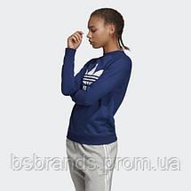 Женский джемпер adidas TREFOIL (АРТИКУЛ: DV2625), фото 2
