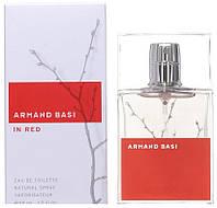 Женская туалетная вода Armand Basi in Red EDT (веточка) 50 мл