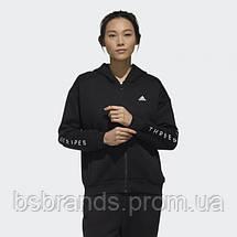Женский джемпер adidas SPORT 2 STREET KNIT W (АРТИКУЛ: DV0780), фото 2