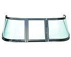Ветровое стекло GALA Kazanka материал — каленое зеленое стекло Kazanka, фото 2