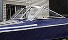 Ветровое стекло для моторной лодки Крым Премиум К материал СТЕКЛО Krym Premium k, фото 2
