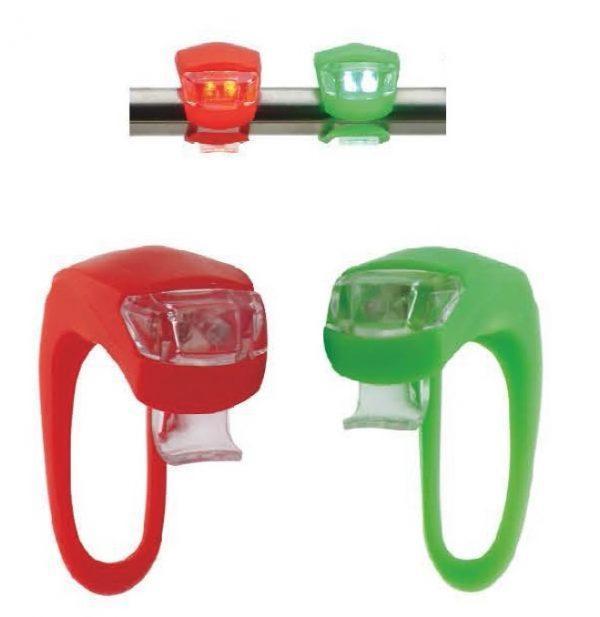 Мини-клипсы ходовые огни HF65-820GR