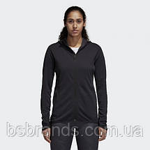 Толстовка женская adidas FREELIFT CLIMACOOL W(АРТИКУЛ:CZ8075), фото 2