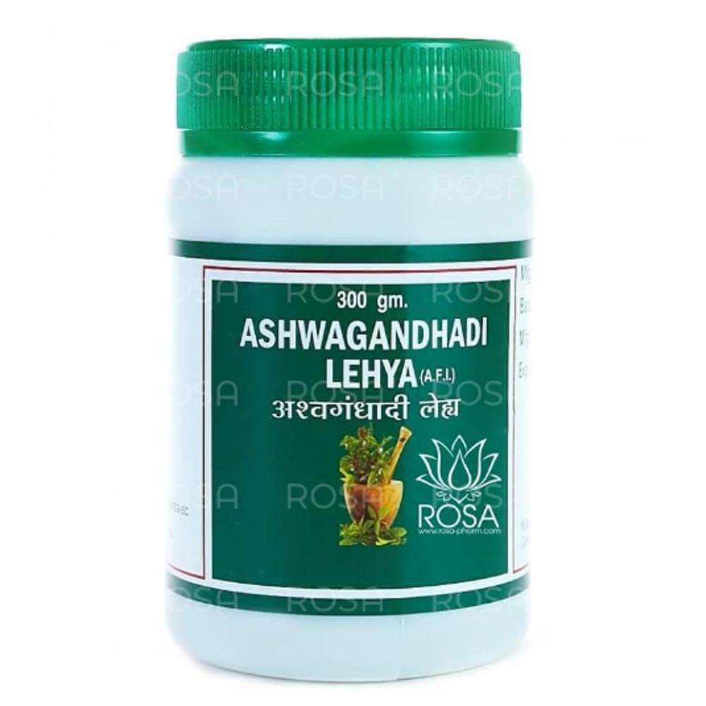 Ашвагандха Лехьям (Ashwagandhadi Lehya, Punarvasu), 300 грамм