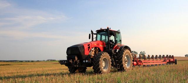 Трактори в Україні