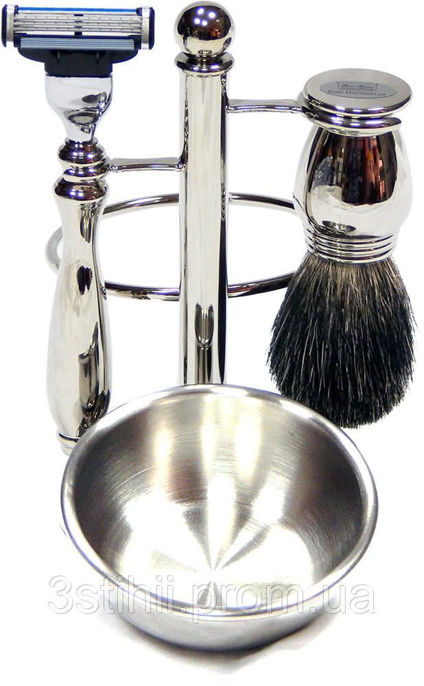 Бритвенный набор для бритья Hans Baier 75152