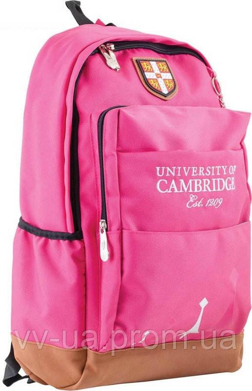Рюкзак подростковый Yes CA 083, розовый, 29*47*17, для женщин (554042)