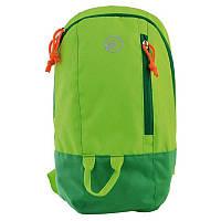 Рюкзак спортивный Yes VR-01, зеленый (557165), фото 1