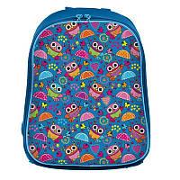 Рюкзак школьный каркасный 1 Вересня H-27 Owl party (557710)