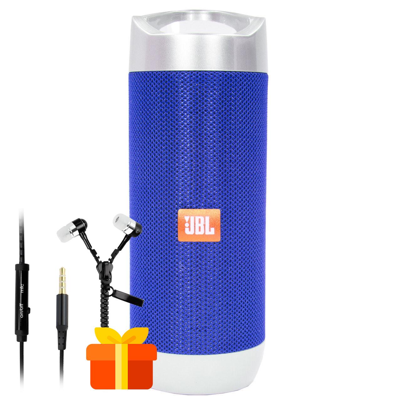 ✸Колонка BL JBL X95 Blue Speakerphone USB флеш microUSB разъем AUX вход мощные динамики беспроводная