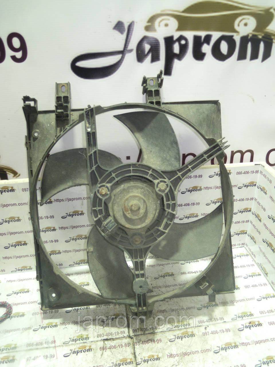 Вентилятор (диффузор) радиатора Nissan Primera P11 1996-2001г.в. бензин
